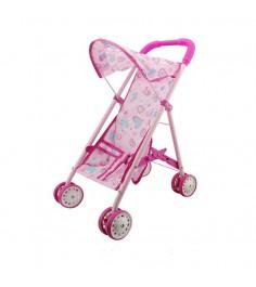 Прогулочная коляска для кукол красотка 1Toy т58752