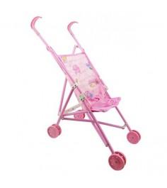 Прогулочная коляска для кукол красотка 1Toy т58755