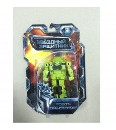 Робот трансформер звездный защитник бронированная машина 1Toy т59373