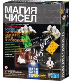 Магия чисел 4M 00-03293