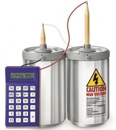 Самодельная батарейка 4M 00-03360