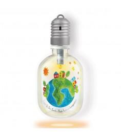 Светильник из бутылки 4M 00-04581