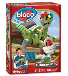 Bloco Динозавр Овираптор 30111