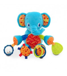 Развивающая игрушка Bright Starts Море удовольствия, Слонёнок 8814-2