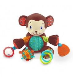 Развивающая игрушка Bright Starts Море удовольствия, Обезьянка 8814-4