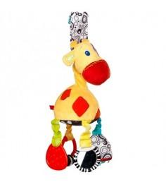 Развивающая мягкая игрушка Bright Starts Жираф 8976