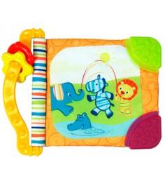Развивающая книжка Bright Starts 3 друга 8475-4