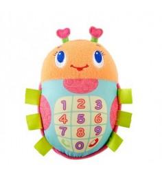 Игрушка Bright Starts мобильный телефон Божья коровка 9209