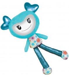 Музыкальная интерактивная кукла Brightlings голубая 52300-b
