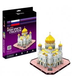 3D Пазл Cubic Fun Храм Христа Спасителя (Россия) C205h