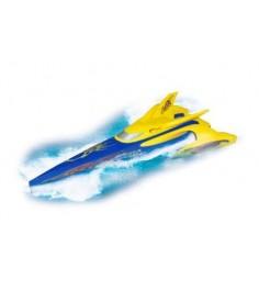 Гоночная лодка Dickie жёлтая 7266824