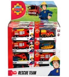 Транспортное средство Dickie Пожарный Сэм 3093000
