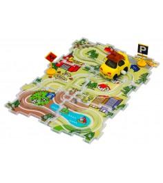 Машинка Dickie City Track Set 3315127