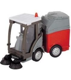 Уборочная машина Dickie красная 3315384