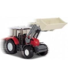 Dickie Трактор красный 3341007