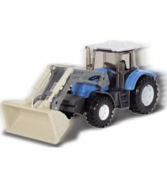 Dickie Трактор синий 3341007