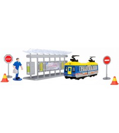 Dickie Трамвайная остановка 3343001