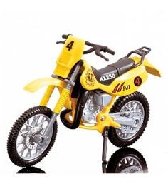 Мотоцикл Dickie Жёлтый 3385773