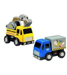 Dickie Экскаватор и грузовик 3413005