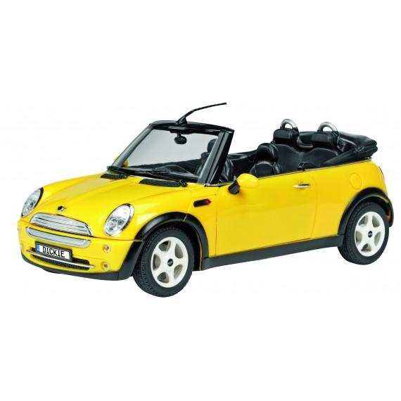 Dickie Машинка Road Fun 23 см желтая 3314849