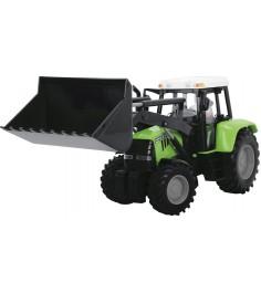 Трактор Dickie зеленый 3474583