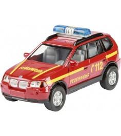 Машина Dickie красная 3712002