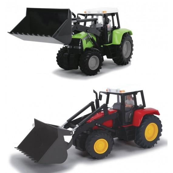 Трактор Dickie 3735002