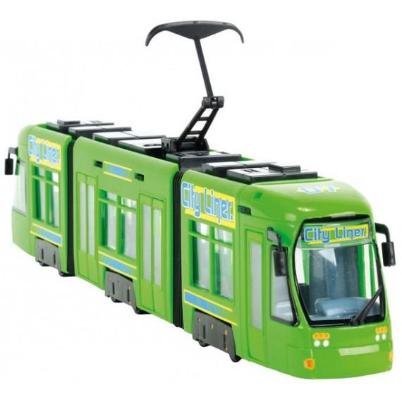 Трамвай Dickie 3829000 зеленый