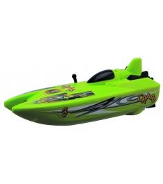 Лодка Dickie Wave Fun зеленая 7266807