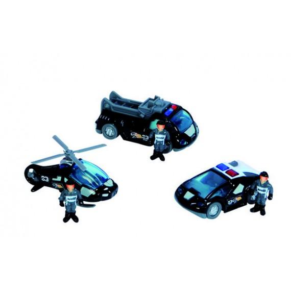 Спасательный набор Dickie черный 3315405