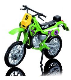 Мотоцикл Dickie Зелёный 3385773