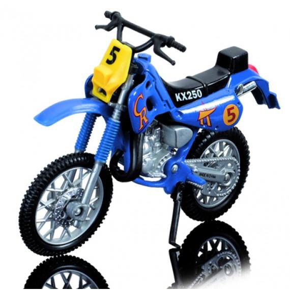 Мотоцикл Dickie Синий 3385773