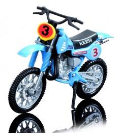 Мотоцикл Dickie Голубой 3385773