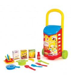 Кухонный набор Dolu с закрытой тележкой DL_4108
