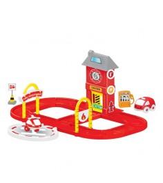Игровой набор Dolu пожарная станция DL_5150