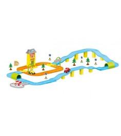 Игровой набор Dolu дорога с машинками DL_5155