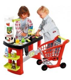 Игрушка для супермаркета Супермаркет с тележкой 1740 Ecoiffier