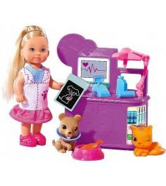 Кукла Evi Love Еви ветеринар 5732798