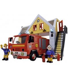 Игровой набор Simba Пожарный Сэм 9251062