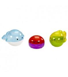 Игрушка для ванной Fisher Price Морские друзья CFN00