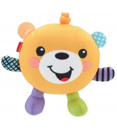 Игрушка Fisher Price Веселые друзья со звуком Медвежонок CGD04