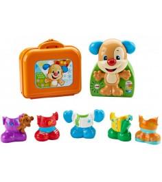 Обучающая игрушка Fisher Price Наряди щенка DRH53