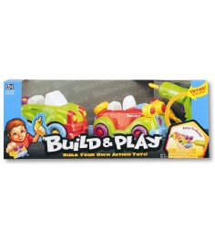 Игровой набор Keenway Build and Play buildn play 2 машины 2 в 1 11865