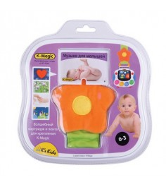 Набор картриджей K-Magic Музыка для малышей K's kids KA587