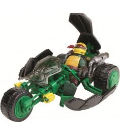 Трицикл черепашек с фигуркой 94001