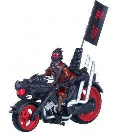 Мотоцикл черепашек с фигуркой 94003