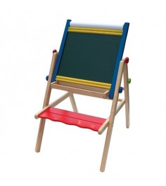 Мольберт Im Toy со скамеечкой 42011