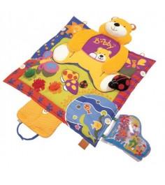 Коврик кровать сумка Ks kids KA257 120*90*12см