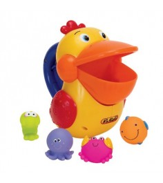 Игрушка для ванной Голодный пеликан Ks kids KA422
