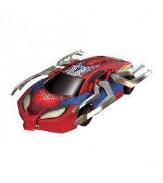 Silverlit Человек Паук гонщик трансформер 85447
